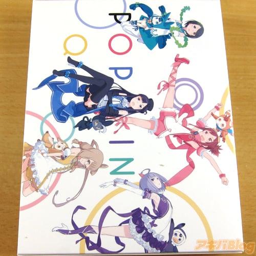 东映ANIMATION60周年作品 电影「POP IN Q/ポッピンQ」BD 秋叶原内举办了POP IN Q展 - ACG17.COM