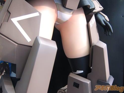 机甲少女 FRAME ARMS・GIRL/フレームアームズ・ガール 10/1尺寸轰雷的展示开始。餐饮店合作活动的情况 - ACG17.COM